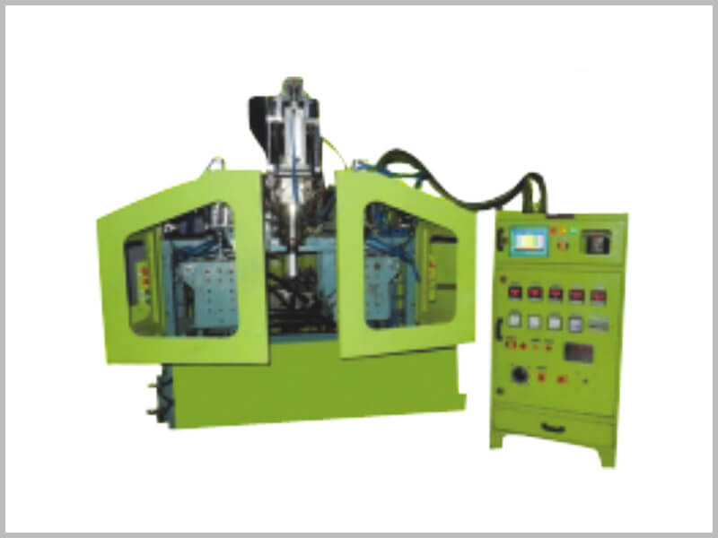 Automatic Blow Moulding Machine